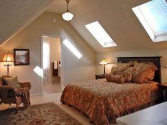 Attic Master Bedroom Suite