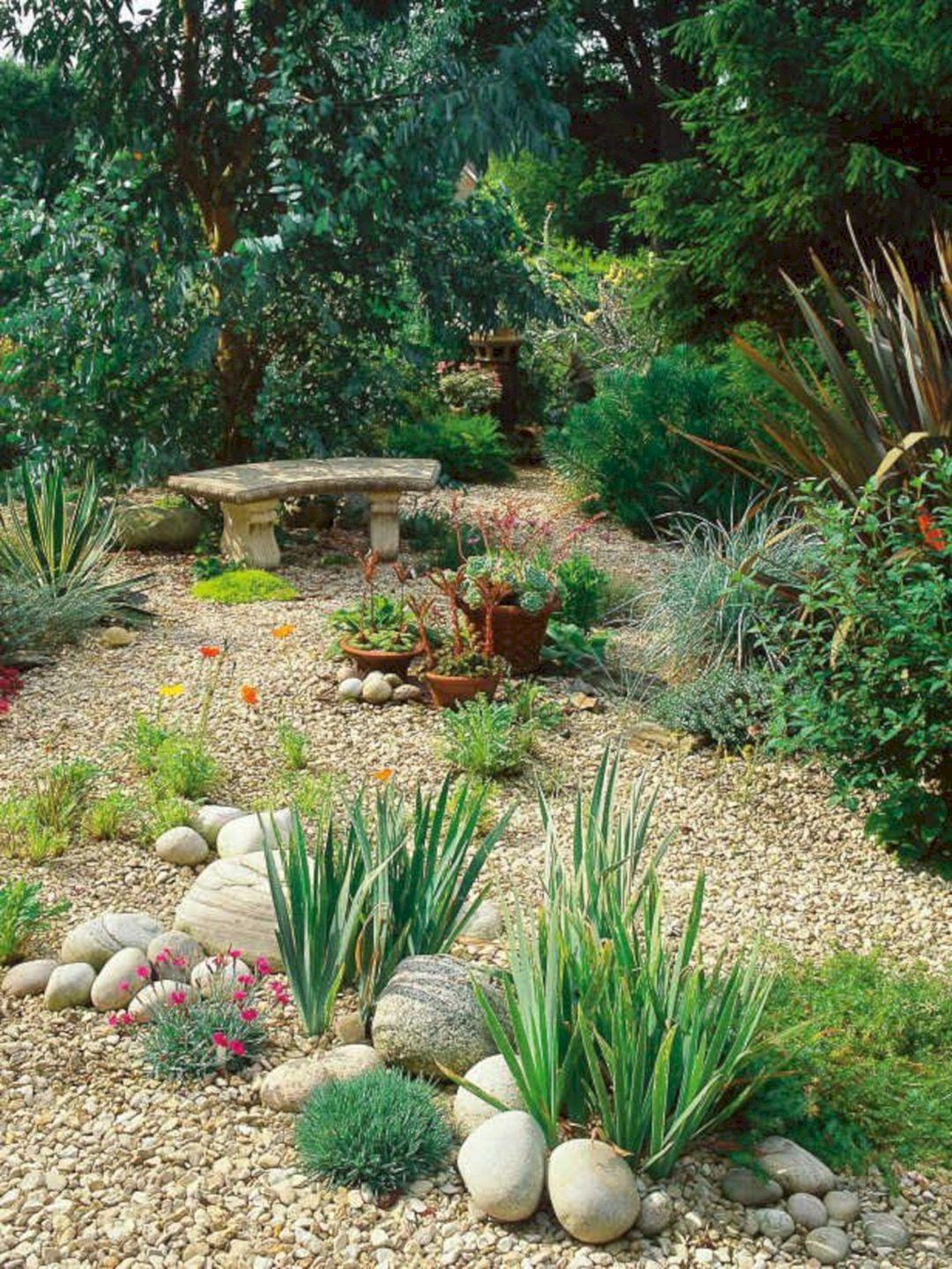 Beautiful Desert Garden Design Ideas 22