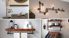 DIY Industrial Home Interior Design