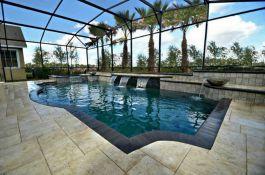 Florida Swimming Pool Design Idea