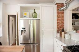 Kitchen Cabinet Above Refrigerator
