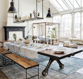 Modern Industrial Home Interior Design