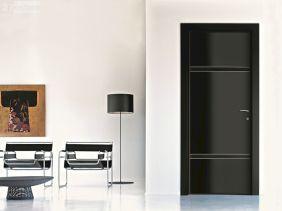 Modern Interior Doors Black