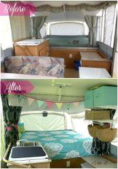Pop Up Camper Remodel Ideas