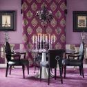 Purple Dining Room Ideas