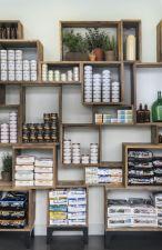 Retail Store Display Shelves