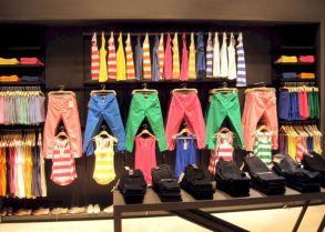 Retail Visual Merchandising Display