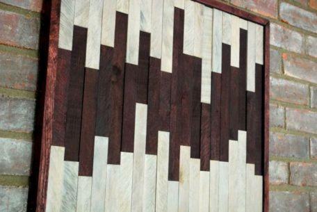 Wood Pallet Wall Art Ideas Design