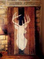 Wood Pallet Wall Arts