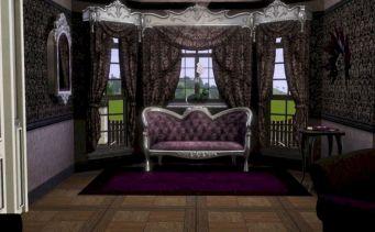Amazing Gothic Living Room Ideas