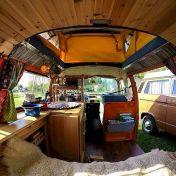 Camper Van Interior Designs