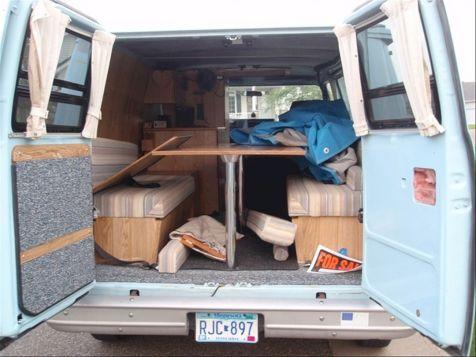 Chevy Cargo Van Bed Ideas