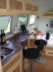 Cool Airstream Trailer Interior
