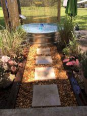 DIY Galvanized Stock Tank Pools