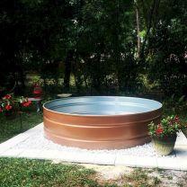 Galvanized Stock Tank Pools