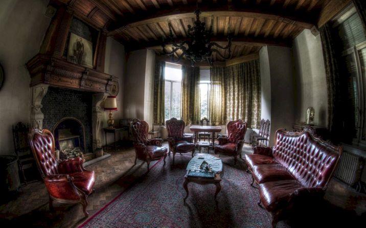 Gothic Interior Design Living Room