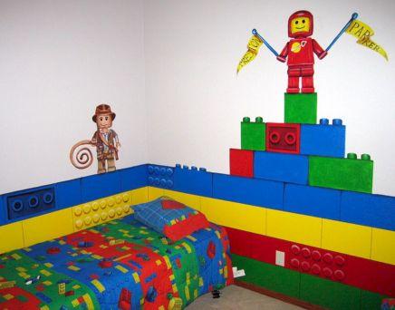 LEGO Boys Bedroom Idea