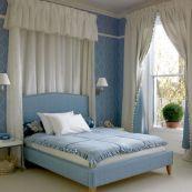 Light Blue Bedroom Idea