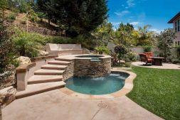 Small Backyard Inground Swimming Pool Designs