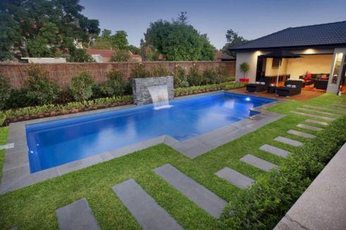 Small Swimming Pool Design Idea