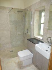 Tile Bathrooms With Wood Floors