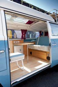 VW Camper Van Interior Ideas