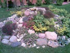 Gorgeous Rock Garden Ideas 8