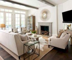 Living Room Rug Layering 115
