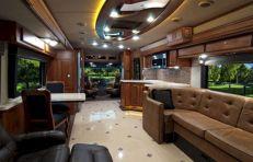 Luxurious RVs Interior 104