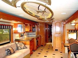 Luxurious RVs Interior 105