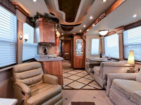 Luxurious RVs Interior 110