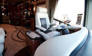 Luxurious RVs Interior 111