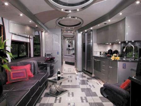 Luxurious RVs Interior 119
