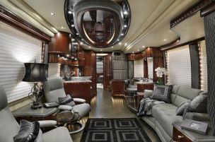 Luxurious RVs Interior 128