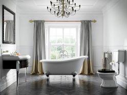 Modern Vintage Bathroom Ideas 18