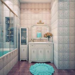 Modern Vintage Bathroom Ideas 2