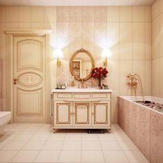 Modern Vintage Bathroom Ideas 4