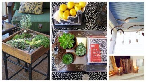 Natural Home Decor Ideas 17