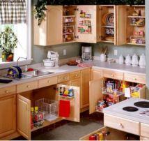 Organizer Kitchen Cabinets 116