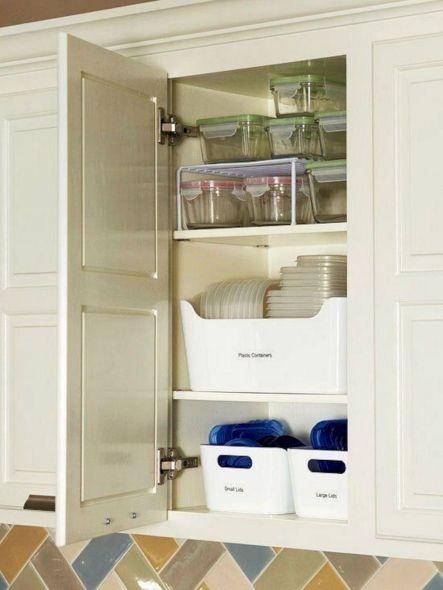 Organizer Kitchen Cabinets 124