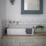 Small Bathroom Flat Sink Ideas 13
