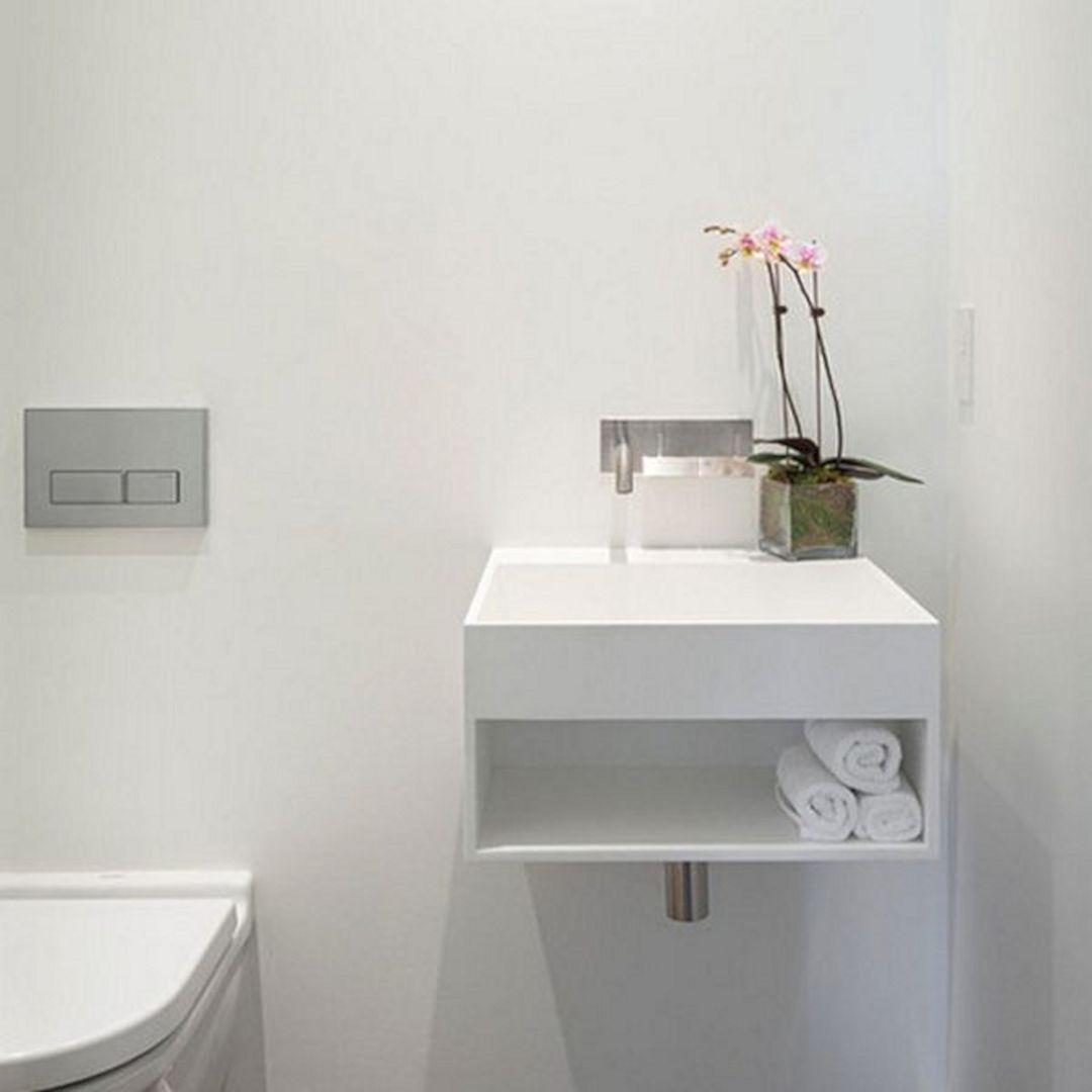 Small Bathroom Flat Sink Ideas 2