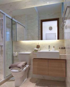 Small Bathroom Flat Sink Ideas 27