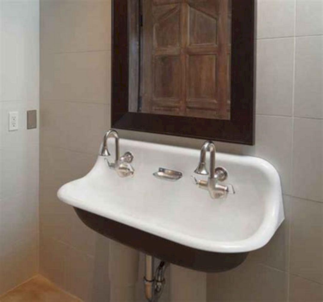 Bathroom Sink Decor. Small Bathroom Flat Sink Ideas 5 Decor