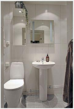 Small Bathroom Flat Sink Ideas 7