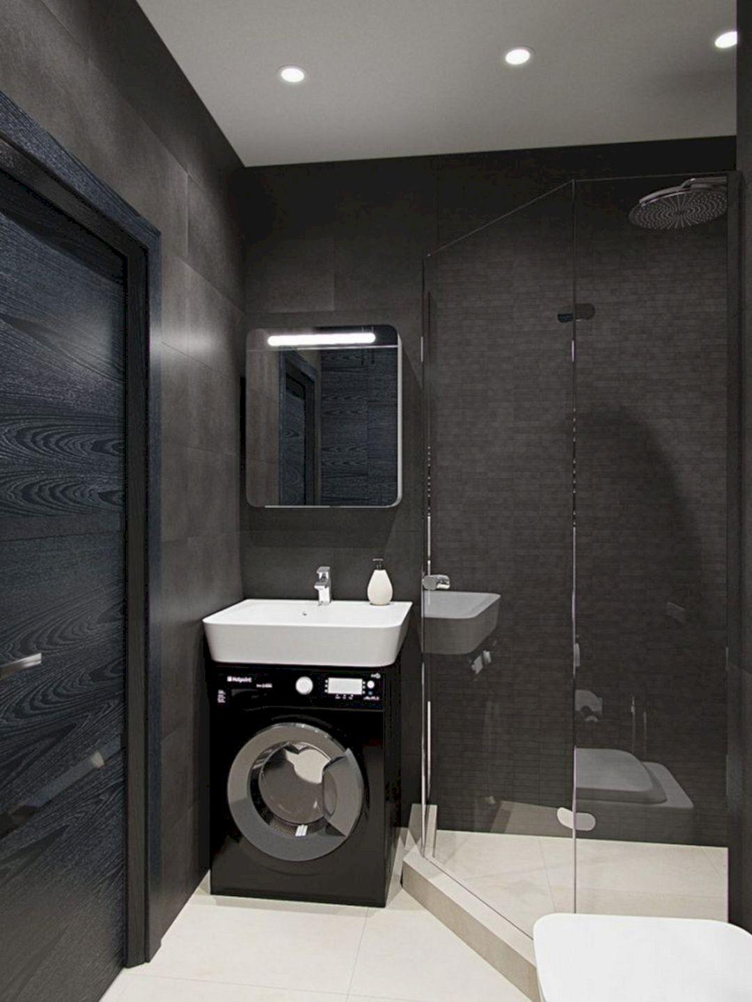 Small Bathroom Flat Sink Ideas 9