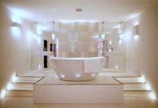 Bathroom Lighting Design 10