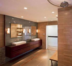 Bathroom Lighting Design 21