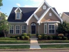Exterior House Paint Color Schemes 12