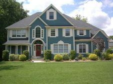 Exterior House Paint Color Schemes 2